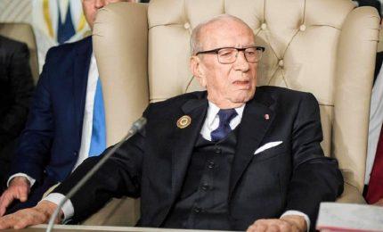 Addio a Beji Caid Essebsi, garante laico del dopo Ben Ali