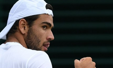Wimbledon, oggi Berrettini sfida Federer sul Centre Court