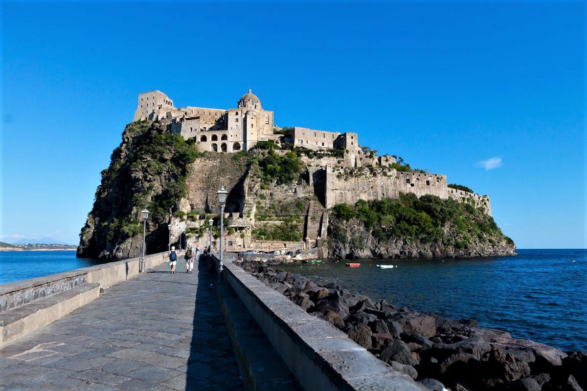 Blitz della Gdf, sequestrato Castello Aragonese ad Ischia