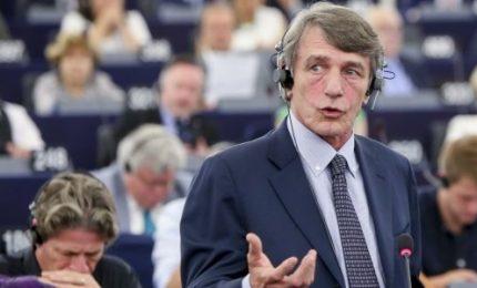 """Sassoli nuovo presidente del parlamento europeo: """"Consiglio discuta la riforma di Dublino"""""""