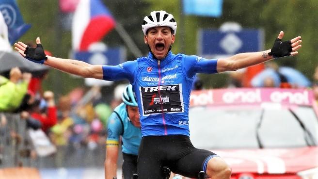 Tour de France, Ciccone è la nuova maglia gialla