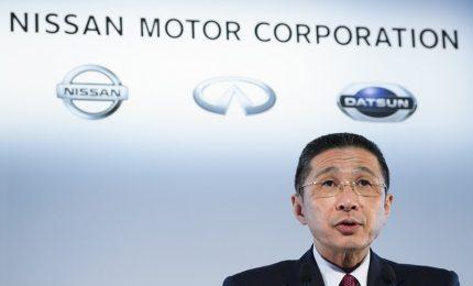 Nissan annuncia il licenziamento di 12.500 dipendenti