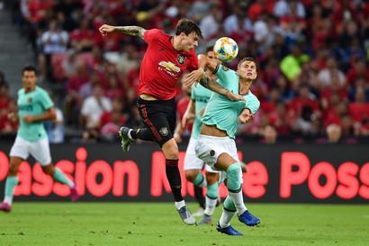 Inter ko contro Utd, Conte boccia anche Perisic