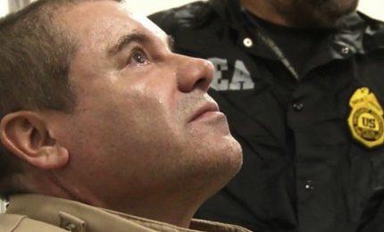 Ergastolo per El Chapo e multa da 12,6 miliardi di dollari