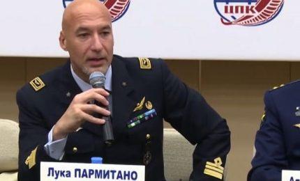 """Parmitano promosso colonnello, 2 settimane al lancio di """"Beyond"""""""