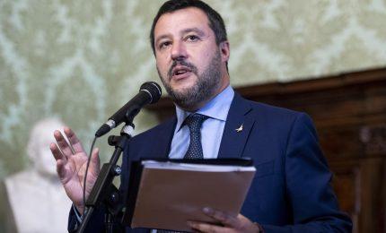 La Lega apre campagna Roma e Lazio, avviso sfratto a Raggi-Zingaretti