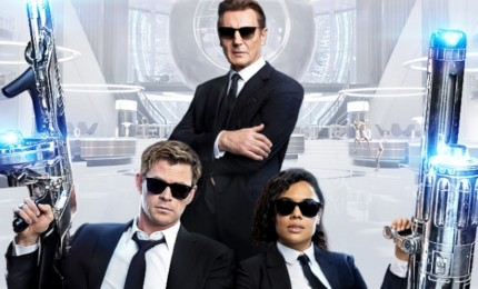 Men in Black: International, la prima clip è un test nel deserto