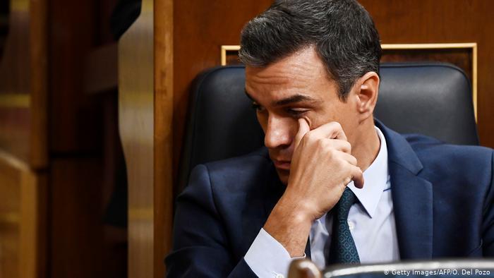 Tre elezioni in tre anni, la Spagna di Sánchez non trova alleati e torna al voto