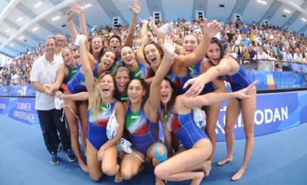 Universiadi: oro pallanuoto, Italia chiude in bellezza