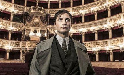 """Teatro San Carlo diventa set per """"Il commissario Ricciardi"""""""
