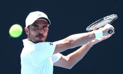 Wimbledon: impresa Fabbiano, n.6 Tsitsipas si arrende