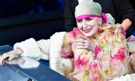 E' morta Valentina Cortese, l'ultima diva dello spettacolo italiano