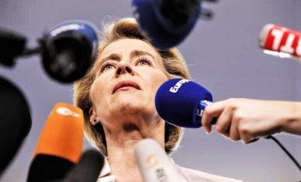 """Von der Leyen eletta per un soffio alla Commissione Ue: """"L'Europa pronta a combattere per il futuro"""""""
