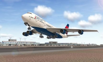 "Videogiochi, arriva su iPhone e Android ""Real Flight simulator"""