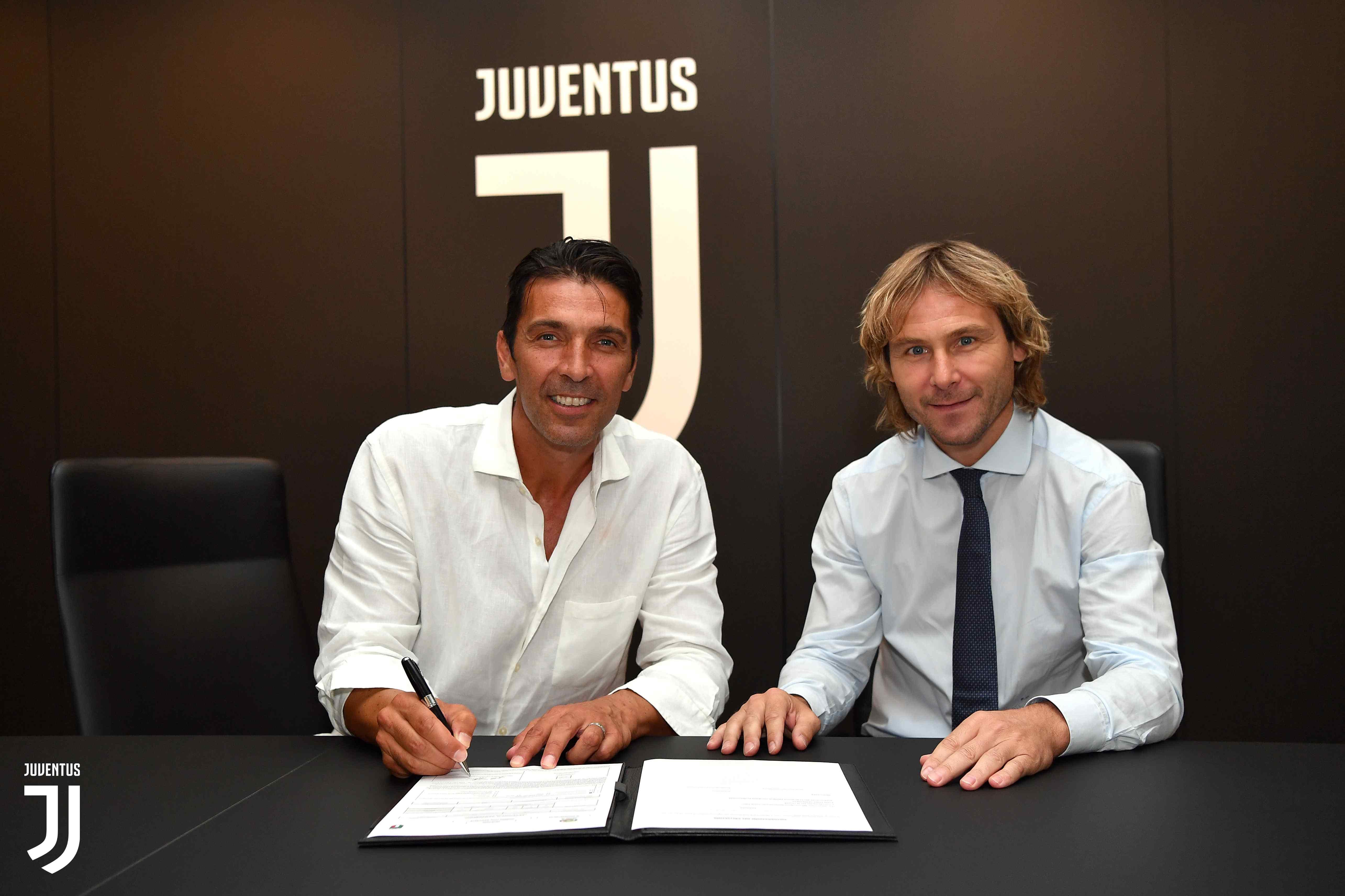 Visite mediche e contratto, Buffon torna alla Juve