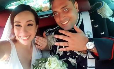 """Carabiniere ucciso, 8 coltellate per 100 euro. La moglie: """"Me l'hanno ammazzato"""""""