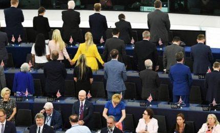 Al via il nuovo Parlamento Ue, Berlusconi il più anziano