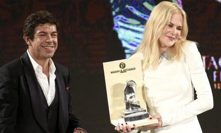 Nicole Kidman a Taormina: adoro l'Italia, mi avete sempre capita