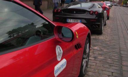 Ferrari Artic Tour, ambasciatore Altana: una formula vincente