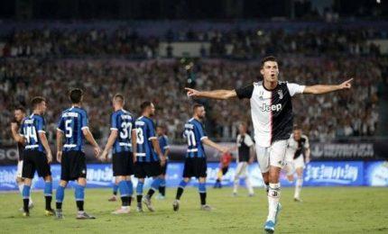 Juve vince derby 'cinese', Inter ko ai rigori