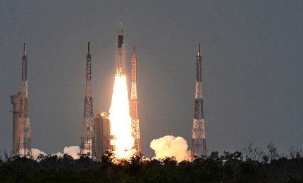 L'India ha lanciato la sonda lunare Chandrayaan 2
