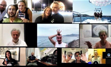 In un video il conto alla rovescia di Vip e amici per Parmitano