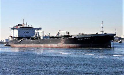Stretto di Hormuz, navi iraniane tentano sequestro di petroliera britannica