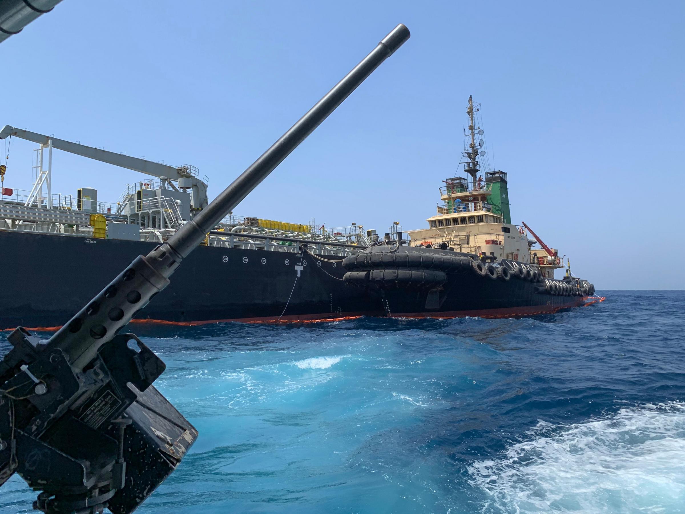 I Pasdaran sequestrano altra petroliera. Usa inviano soldati