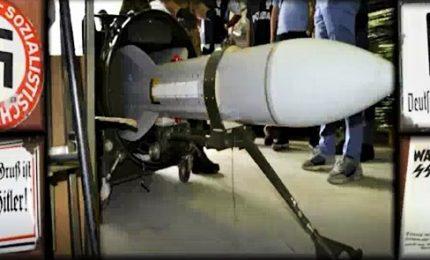 Sequestrato arsenale da guerra, c'è anche un missile aria-aria