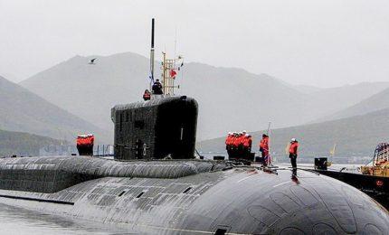 Incendio a un sottomarino militare russo, 14 morti