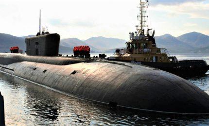 Russia, il sottomarino in fiamme era a propulsione nucleare. Top secret su incidente