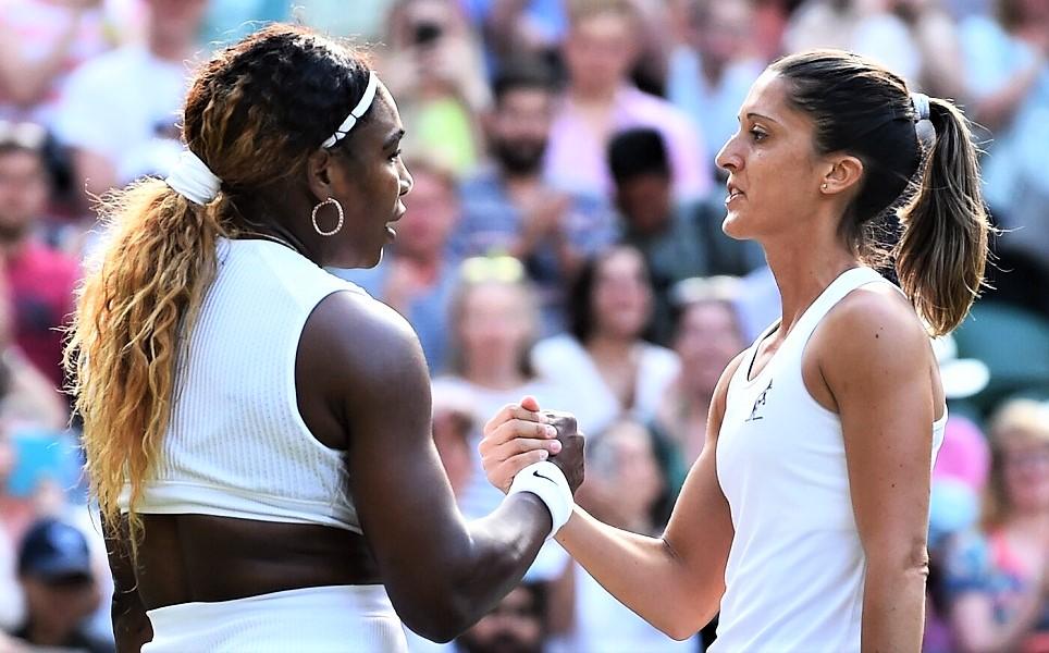 Wimbledon: luci e ombre italiani, ok Fognini out Cecchinato