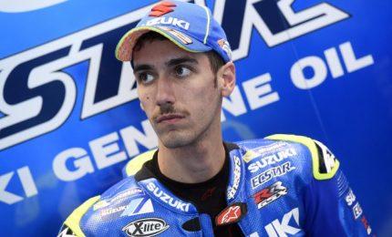 Super Rins sorprende Marquez, paura per Dovizioso
