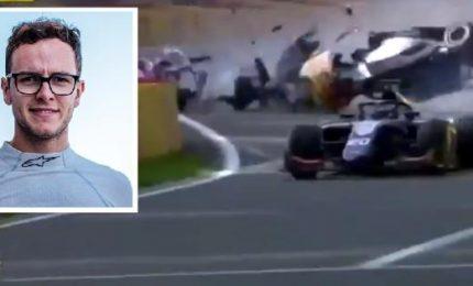 Incidente a Spa, muore pilota F2 Hubert
