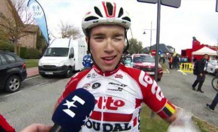 Tragedia a Giro di Polonia, ciclista muore dopo caduta