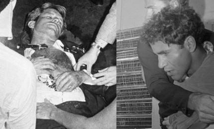 Accoltellato assassino Bob Kennedy, condizioni stabili