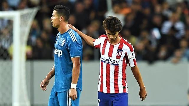Show di Joao Felix, Juve si arrende a Atletico. Sarri, dobbiamo tagliare 6 giocatori
