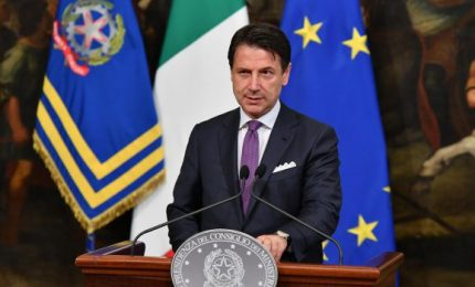 """L'ultimo affondo di Conte a Salvini: """"Chiusa stagione con Lega"""". E resta in campo per bis"""