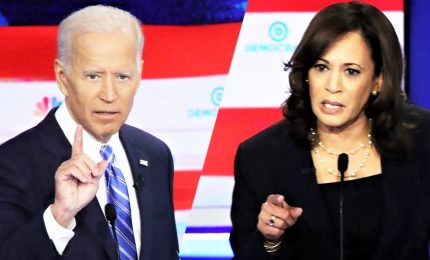 Biden attaccato da tutti ma lui regge l'urto. Duello con Harris