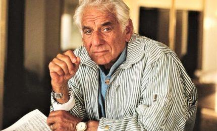 Lettere rivelano amore segreto Bernstein e suo fan