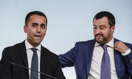 Ultimo duello Salvini-Di Maio, il leghista contro le scelte del Colle