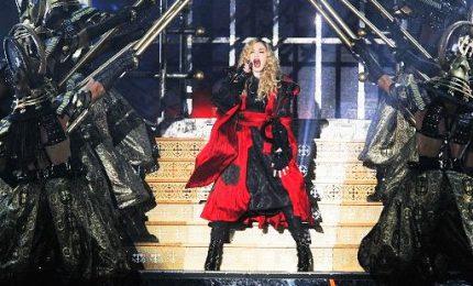 Catering italiano e festa in maschera per i 61 anni di Madonna