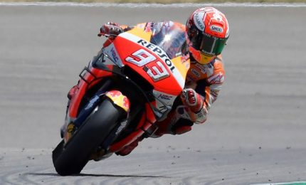"Marquez mago a Brno, l'ennesima pole è ""diversa"""