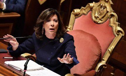 """Casellati stralcia norme su cannabis: è scontro. Salvini: """"Evitato la vergogna dello Stato spacciatore"""""""