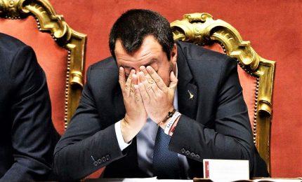 """Troppi rischi"", Salvini allontana la crisi. ""I governi passano, le legislature restano"""