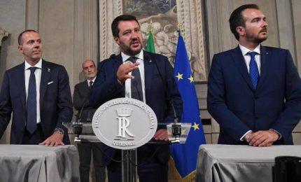 Salvini: disegno da lontano per svendita Italia