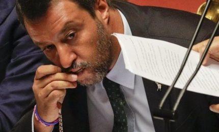 """Salvini vede fallire il blitz: """"Ma non si poteva andare avanti"""". E si prepara alla traversata nel deserto"""