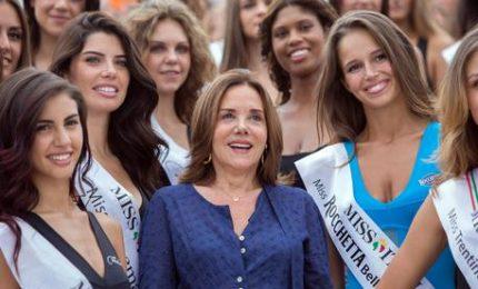 Miss Italia festeggia 80 anni con una parata di star