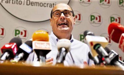 """Trattativa in alto mare: Zingaretti tiene su """"no"""" a Conte bis. M5s insorge, """"unico nome"""""""