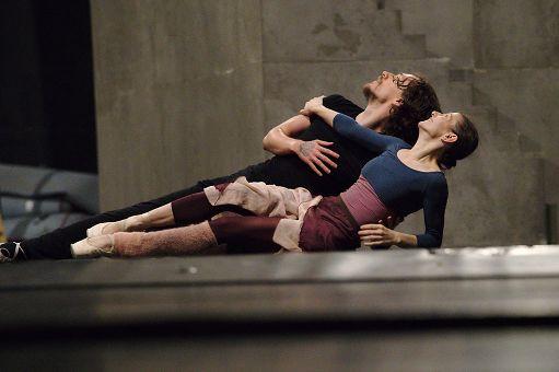 """Prima mondiale, all'Arena """"Romeo e Giulietta"""" con Polunin e Cojocaru"""